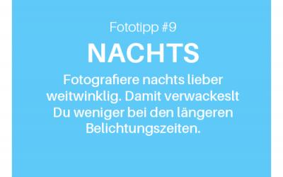Fototipp #9