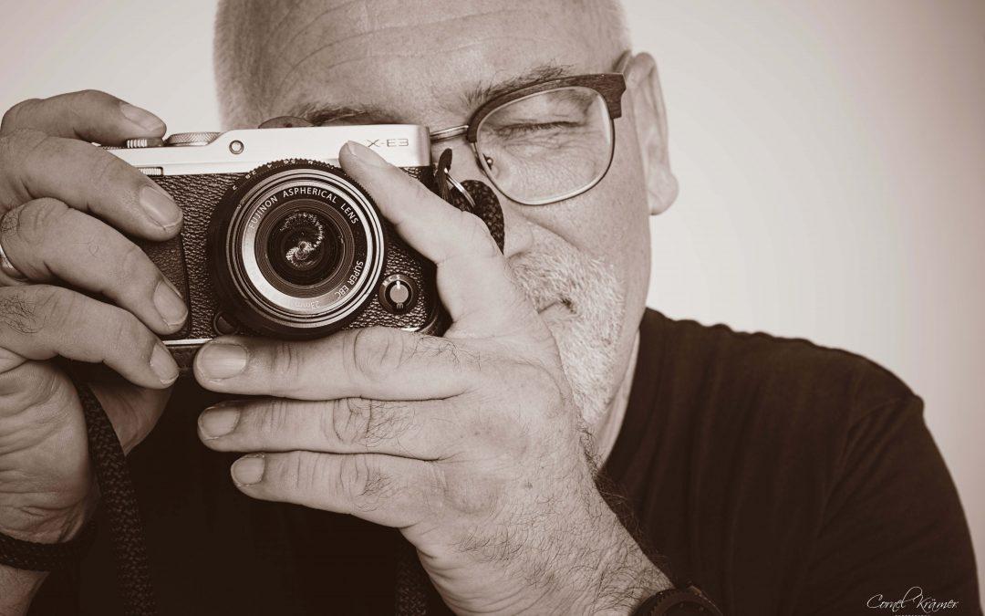 Leidenschaft: Portraitfotografie – Interview mit Cornel Krämer.