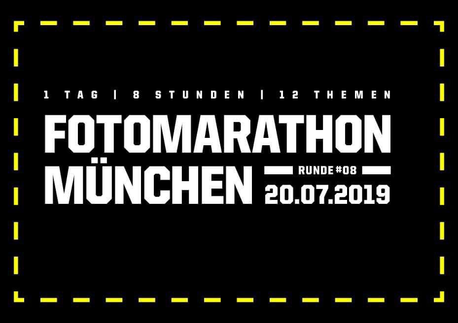 1 – Tag – 12 Themen – 8 Stunden – Inspiracles ist Partnes des diesjährigen Münchner Fotomarathons!