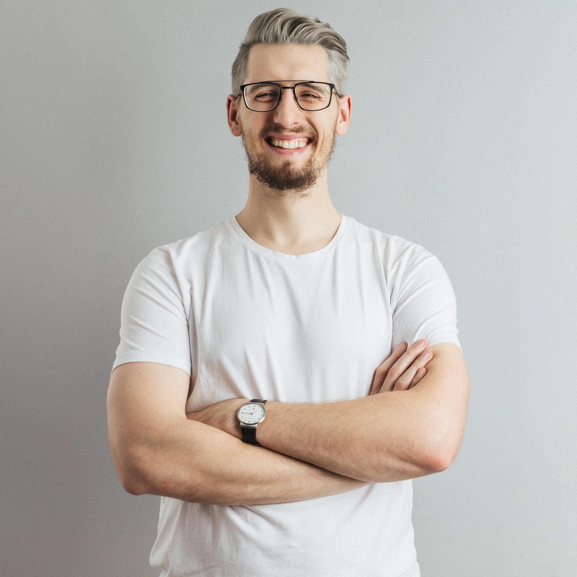 Ein Portrait von Kai Kutzki