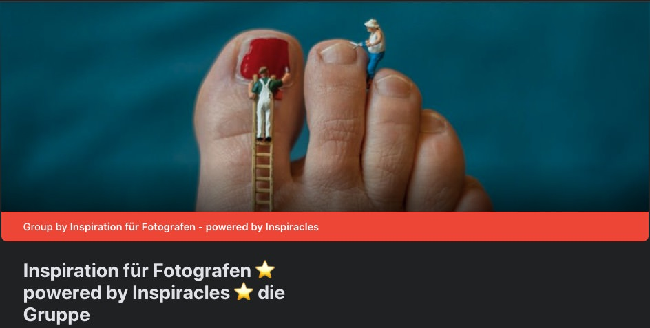 Das Facebook Gewinnerbild zu #InspiraclesMyFeet