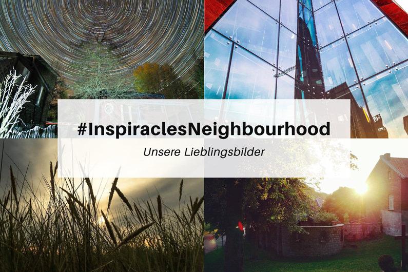 """Unsere Lieblingsbilder der September-Challenge """"Neighbourhood"""" – #InspiraclesNeighbourhood"""