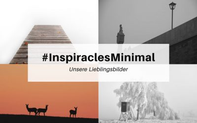 "Unsere Lieblingsbilder der November-Challenge ""Minimal"" – #InspiraclesMinimal"