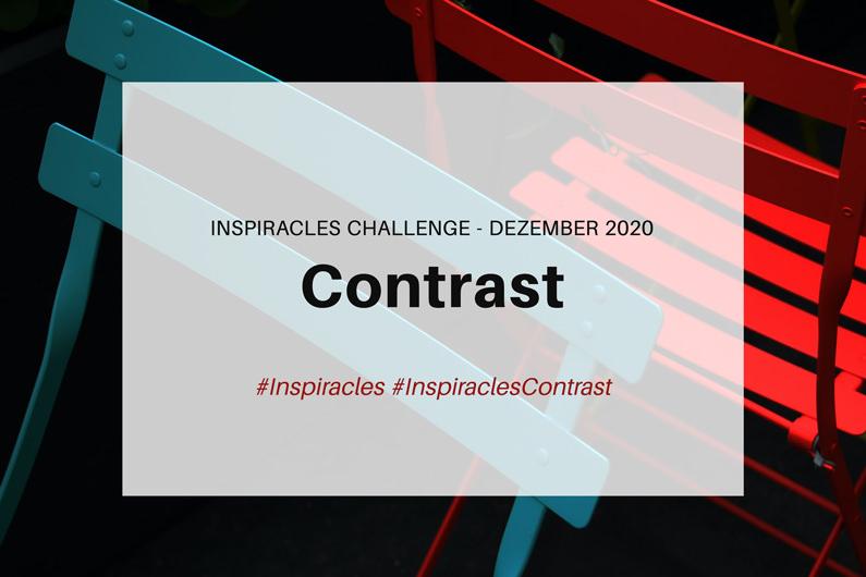 Inspiracles Challenge – Dezember 2020 – Contrast