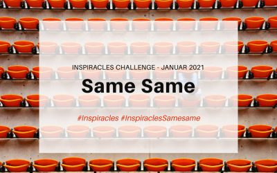 Inspiracles Challenge – Januar 2021 – Same Same