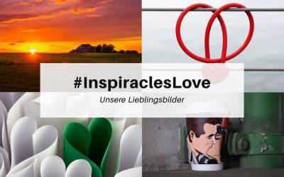 """Unsere Lieblingsbilder der Februar-Challenge """"Love"""" – #InspiraclesLove"""