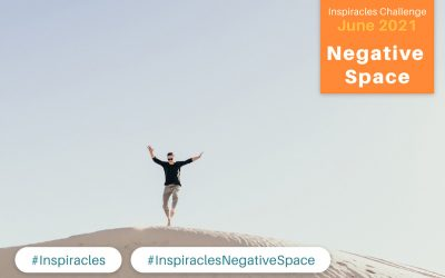 Inspiracles Challenge – June 2021 – Negative Space