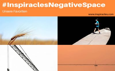 "Unsere Lieblingsbilder der Juni-Challenge ""Negative Space"" – #InspiraclesNegativeSpace"