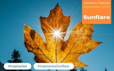 Inspiracles Challenge – September 2021 – Sunflare